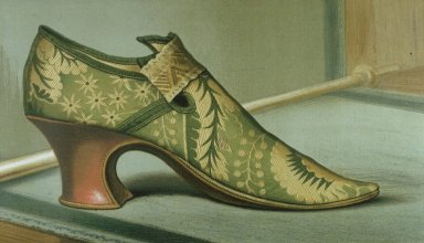 Ladies' Old Fashioned Shoes
