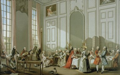 The Eighteenth Century : Its institutions, customs and costumes, France, 1700-1798