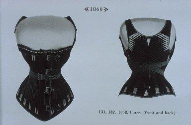 Corset of 1860