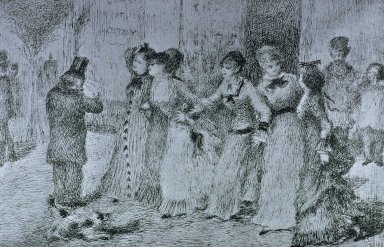 Workers' Daughters on the Outer Boulevard