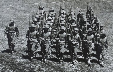 Soldiers at Ft. Belvoir, Virginia