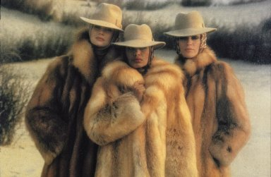 Fur Coats from Vogue Magazine