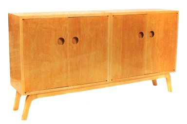 20th Century Double Cabinet