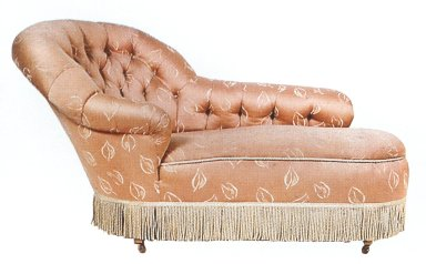 Art Deco Chaise