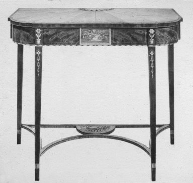 Side or Pier Table