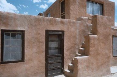 Modern-Style Adobe Dwellings