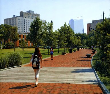 University of Pennsylvania Campus Development Plan