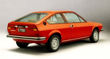 Alfasud Sprint Veloce Coupe