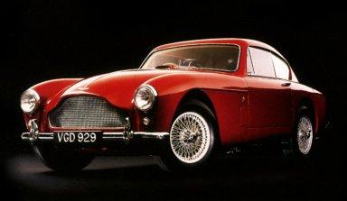 Aston Martin DB2/4 Mk Sports Car