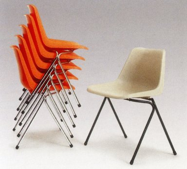 Polypropelene Chair