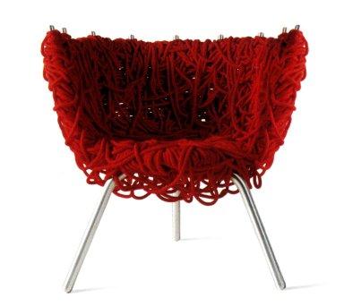 Vermelha Armchair