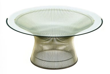 Knoll Wire Table