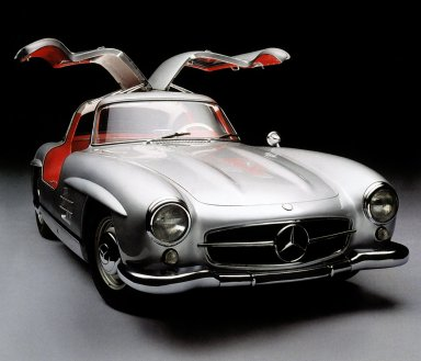 Mercedes Benz 300SL Coupe