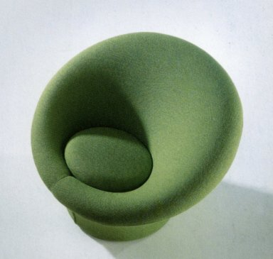 Mushroom Armchair