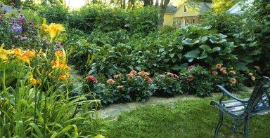 Garden of LeRoy Gonsior