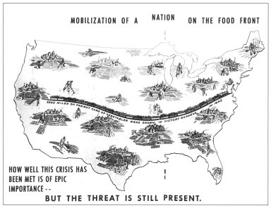 Mobilization of Nation on the Food Front
