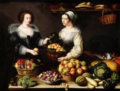 La Marchande de Fruits et de L¿gumes