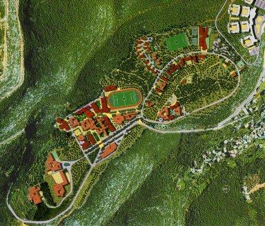 University of Balamand Master Plan