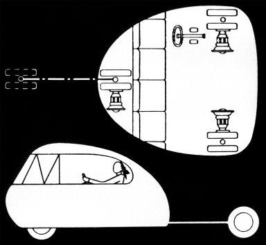 Dymaxion Car Number 4