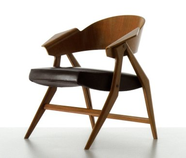 Small Folding Armchair for Singer