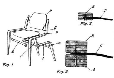 Model 684 Chair