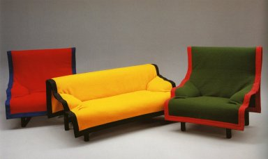 Sinbad Sofa and Armchair