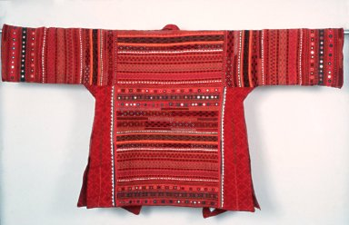 Jacket with Lambani Embroidery