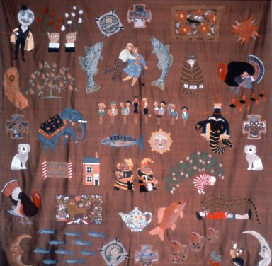 Cloth of Earthly Delights