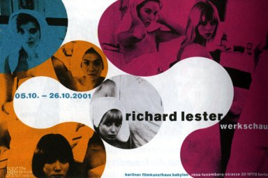 Richard Lester Retrospective