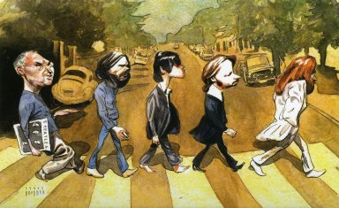 Steve Jobs / Beatles