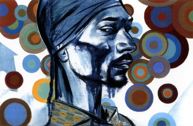 Ego Trippin, Portrait of Snoop Dogg