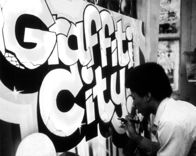 Cey Painting at Graffiti Above Ground