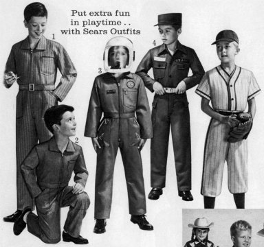 Sears Playtime Outfits