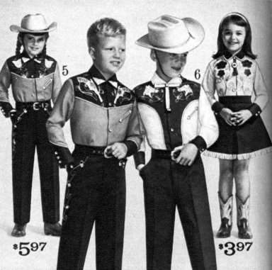 Western-Style Play Outfits