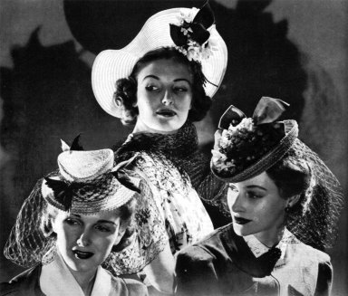 Reproductions of Designer Hats