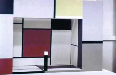 Set Design for L'Ephemere est Eternel