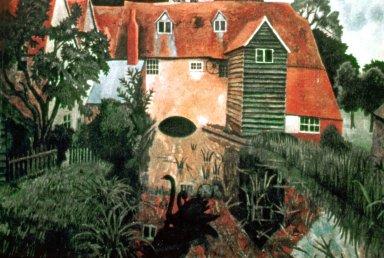 Mill House at Tidmarsh