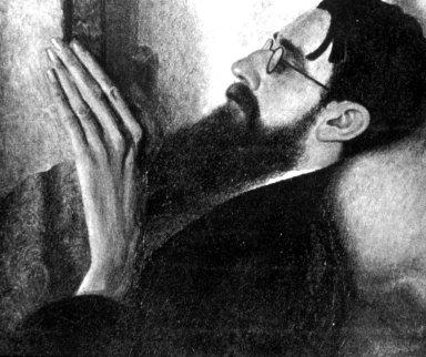 Portrait of Lytton Strachey