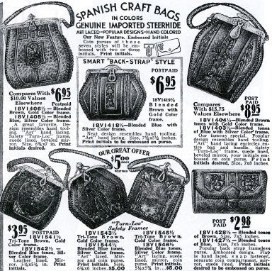 Spanish Craft Bags