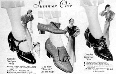Women's Summer Shoes