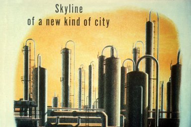 Skyline of a New Kind of City
