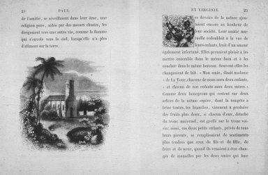 Paul et Virginie by J. H. Bernardin de Saint Pierre