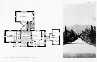 Bertram Goodhue House
