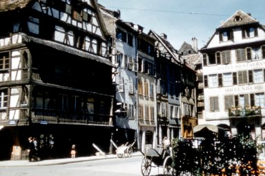 View of Strasbourg