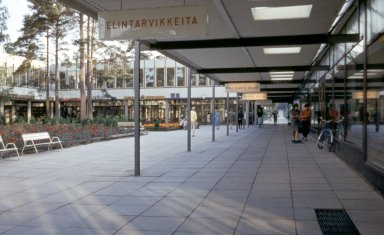 Tapiola Shopping Center