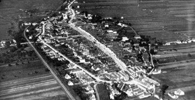 Aerial View of Schutzen