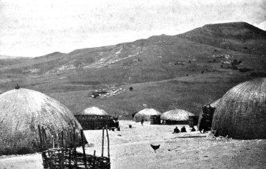 Zulu Kraals