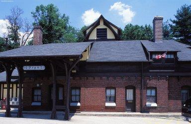 Graver's Lane Station