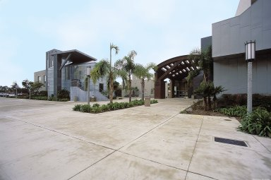 Rockwell Engineering Center and McDonnell Douglas Engineering Auditorium