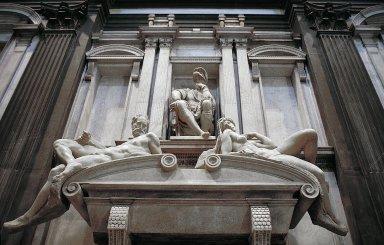 San Lorenzo; New Sacristy